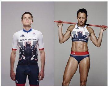 39e72c64f9 El equipo olímpico británico presentó trajes diseñados por Stella ...