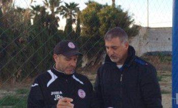 Julio Ribas, campeón de la Liga de Gibraltar<br>