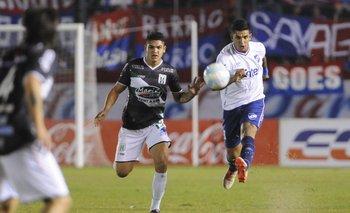 Gabriel Fernández y Diego Polenta