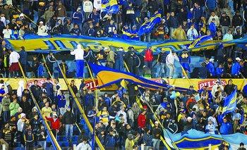 Hinchada de Boca Juniors