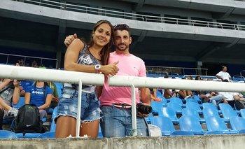 Lorena Sosa celebró en Río