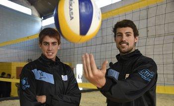 Mauricio Vieyto y Renzo Cairús