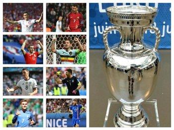 Euro 2016, cuartos de final