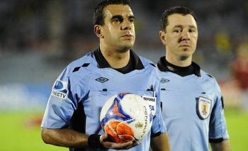 Christian Ferreira, el mejor árbitro de la temporada<br>