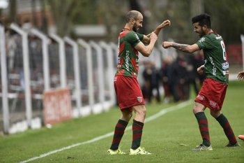 Federico Rodríguez y Pablo Ceppelini