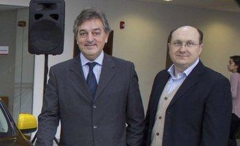 Álvaro Alonso y Pablo Nieto