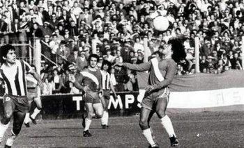 Un joven Maradona en Argentinos Juniors