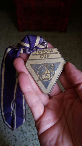 La medalla de Juan Vicente Morales