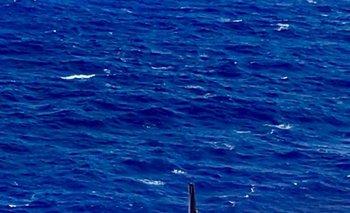 El barco en el que hacía la travesía Guo Chuan