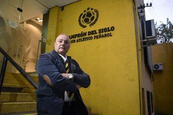 Pepe Larriera, un barra de otra época