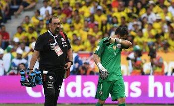Claudio Bravo lamentó su salida