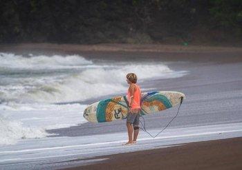 Julián Schweizer en Costa Rica