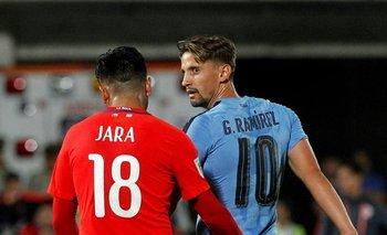 Jara tocó a Ramírez