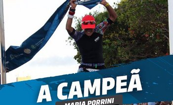 Romilda, la campeona de Fortaleza