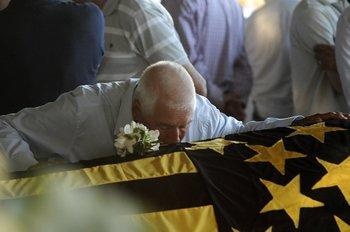 El periodista Américo Signorelli quebró en llanto al recordar al futbolista.