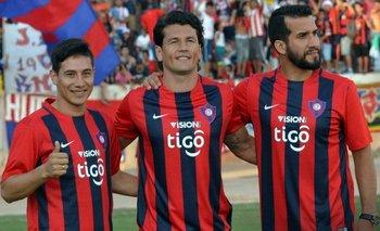 Oscar Ruiz, Haedo Valdez y Mauricio Victorino<br>