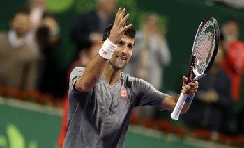 Djokovic ganó a Murray en Doha<br>