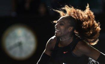 Serena va por su séptimo título en Australia
