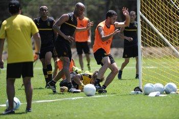 Ronaldo Conceiçao y Lucas Hernández