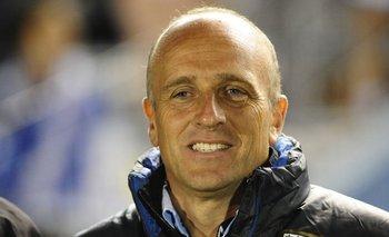 Fabián Coito, entrenador de la selección sub 20