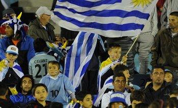 Los hinchas de Uruguay a días de volver a ver a la celeste