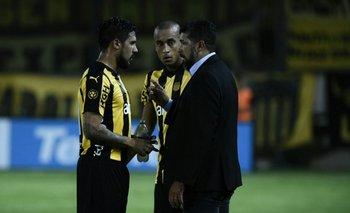Ramón Arias, Guzmán Pereira y Leonardo Ramos