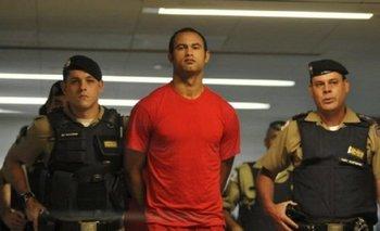 Bruno fue condenado a 22 años y tres meses de cárcel