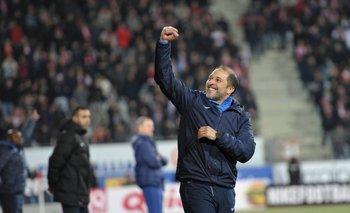 Pablo Correa, entrenador de Nancy