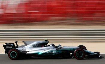 Primera pole para Bottas en la F1<br>