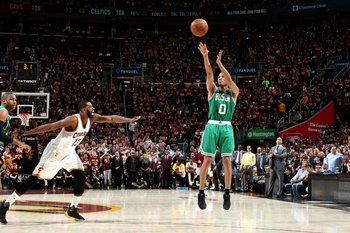 El tiro de Bradley para el triunfo de Boston