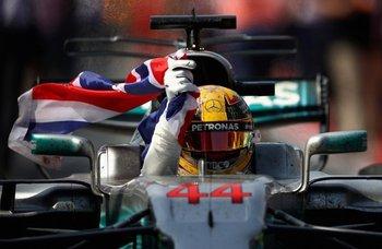 Hamilton ganó en Canadá<br>