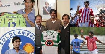 Santa Tecla, Sol de América, Bangú, Central Español y su nuevo club, Puerto Montt