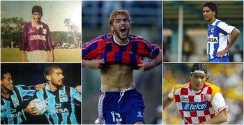 Defensor Sporting, Gremio, San Lorenzo, Deportivo La Coruña y Tecos