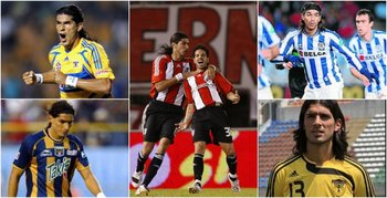 Tigres, San Luis, River Plate, Real Sociedad y Beitar Jerusalén