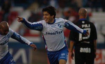 Luis Suárez en Nacional
