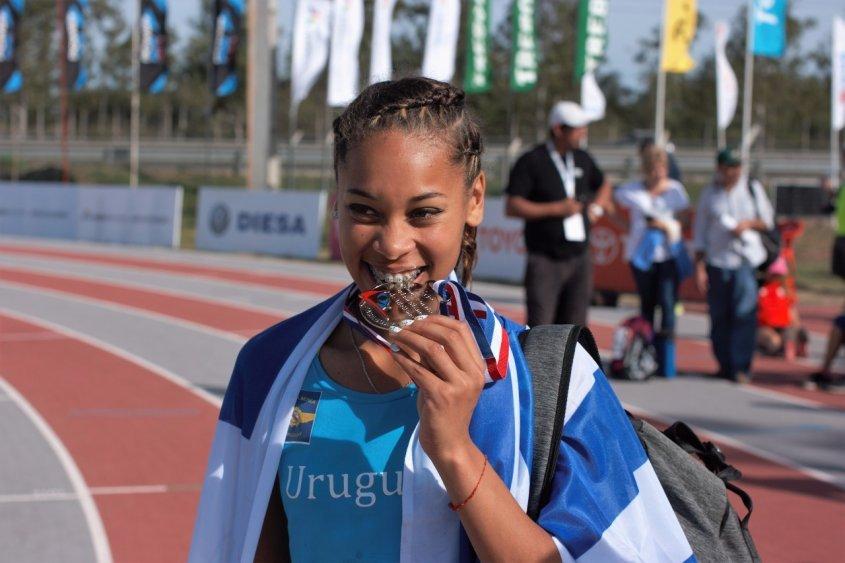 Argentina cosechó 16 medallas y fue 4ª — Sudamericano de Atletismo