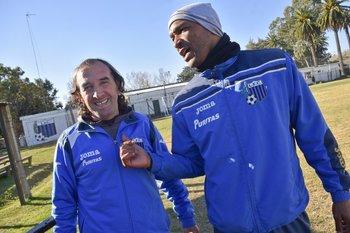 El Boya Pereira reveló que el Topo lo llevó a Liverpool<br>