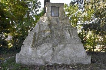 La capilla que está en Lomas de Zamora donde rezaba Soria<br>