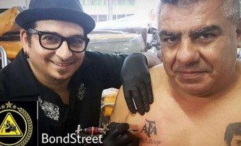 El tatuaje de Tapia