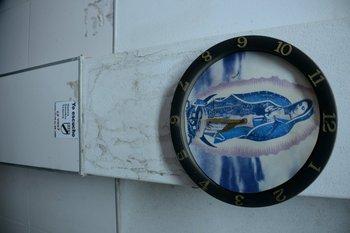 El reloj de los creyentes de Danubio. El panameño Arroyo es de los que más reza<br>