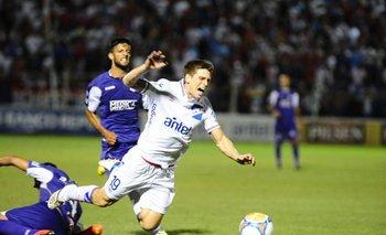 Santiago Romero, Nacional Defensor Sporting