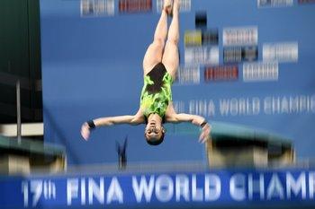El Mundial de Natación se celebra en Budapest