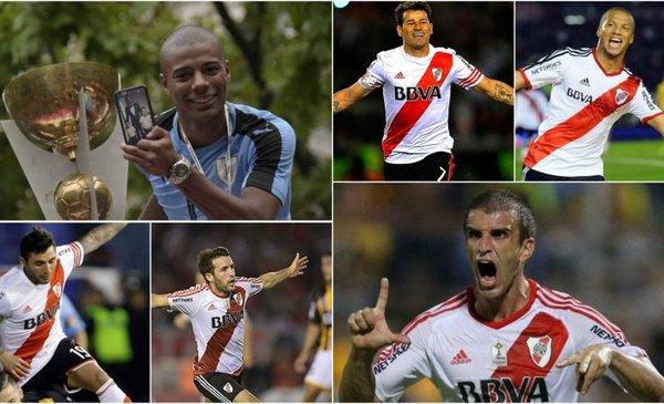 2d0cdc61 Los uruguayos, la debilidad de Marcelo Gallardo