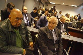 Freddy Varela y Víctor Della Valle