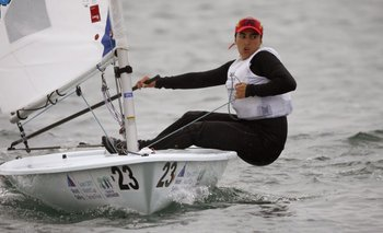 Dolores Moreira logró un nuevo oro en su carrera