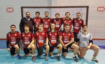 Rivera, handball masculino