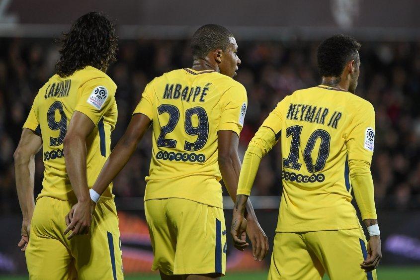 El Rennes destrona al PSG en los penales — Sorpresón