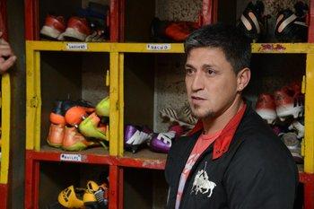 Fabián Canobbio contó cuentos de la vieja utilería de Progreso con Magulo<br>