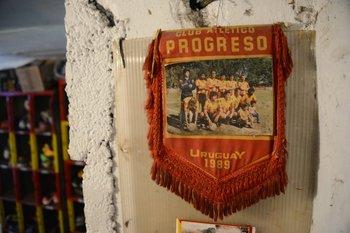 El recuerdo del equipo campeón uruguayo de 1989 no podía faltar<br>