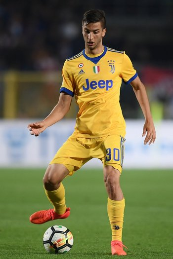 Bentancur fue titular en Juventus ante Atalanta